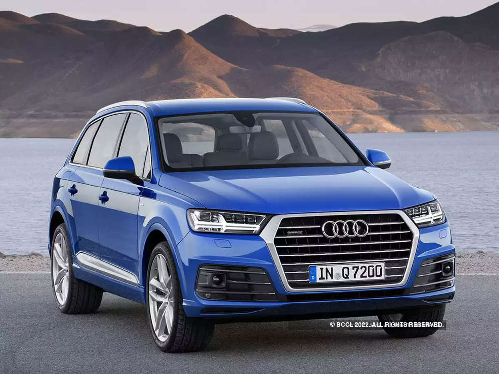 Audi India cuts SUV Q5, Q7 prices by up to Rs 6 lakh for limited period