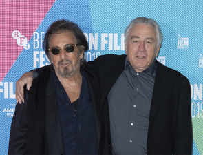 We've helped each other throughout life: Al Pacino opens up about bond with Robert De Niro