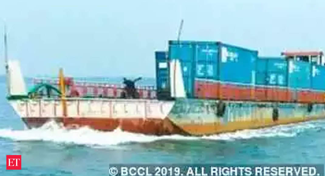 First ever container cargo to Assam via Indo-Bangla water route