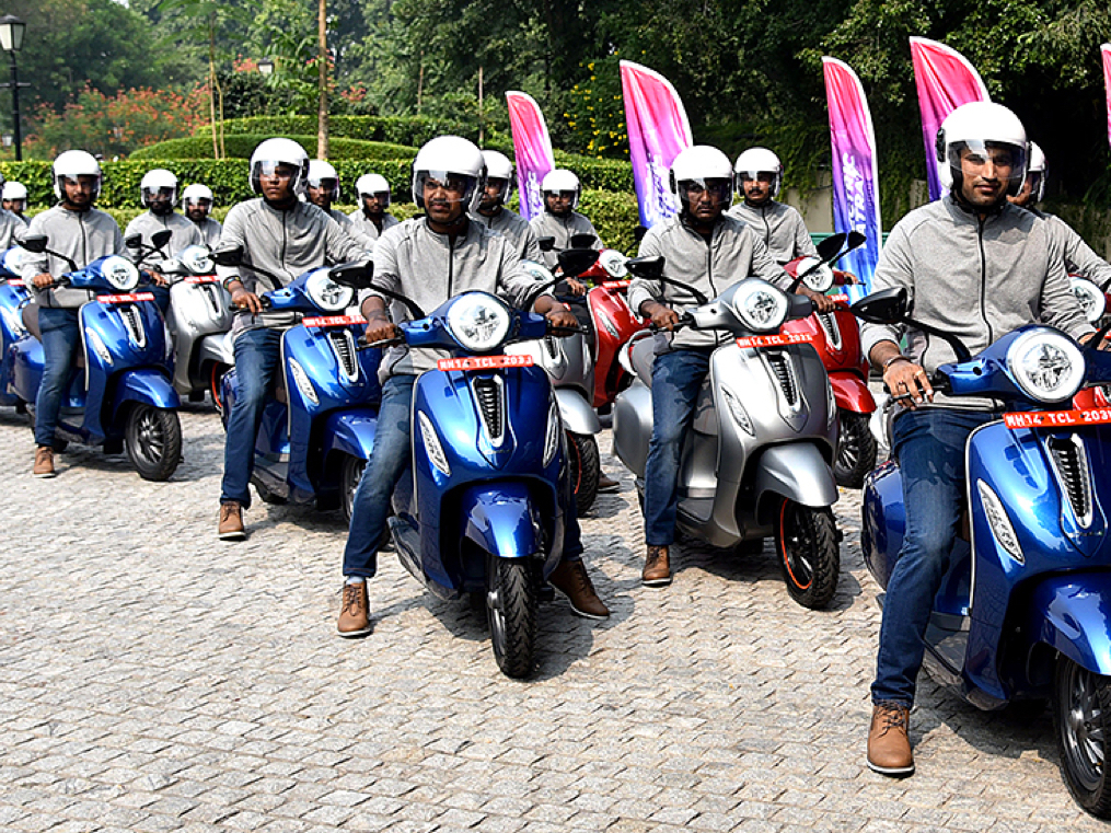 Wired differently: the new Chetak and the quest to make India's first mass electric scooter