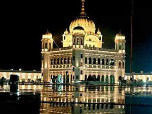 Image result for pakistan-wont-receive-20-service-fee-from-any-indian-pilgrim-visiting-kartarpur-gurdwara-sahib-on-november-9-and-november-12