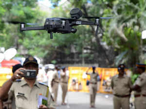 Israeli tethered drones to check cross-border crime in Assam's Dhubri district: BSF IG