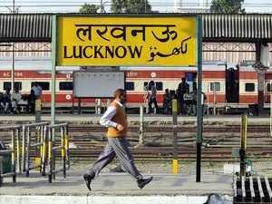 Lucknow station_bccl