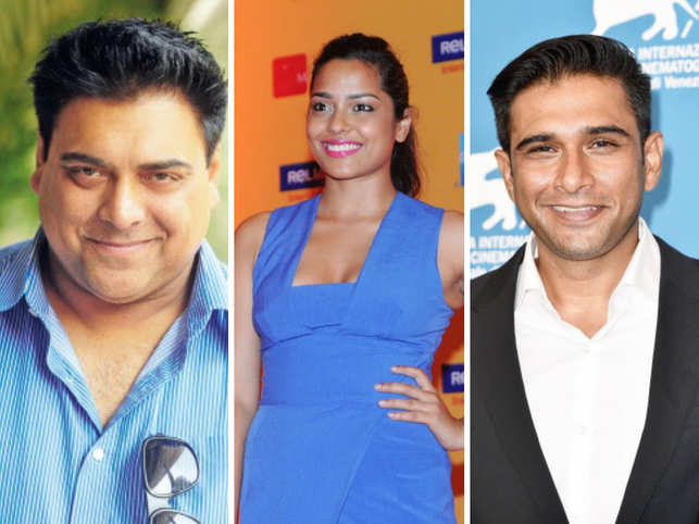 Ram Kapoor (left), Shahana Goswami (centre) and Vivek Gomber (right) are the newest cast members of Mira Nair's next.