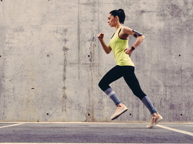 Running was also associated with a 30 per cent lower risk of death from cardiovascular disease, according to the study.