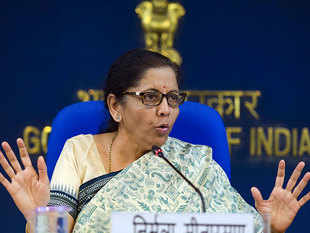 Govt approves Rs 25,000 cr fund to complete stalled housing projects: Nirmala Sitharaman