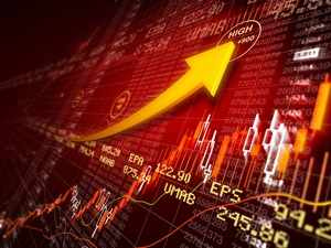 stock market high