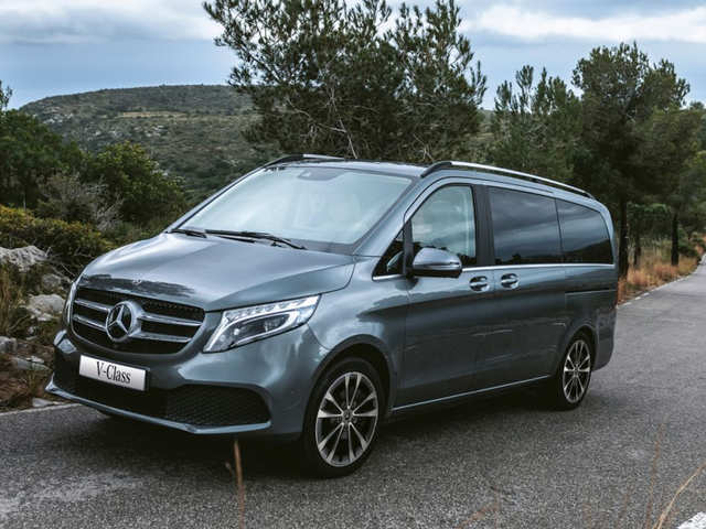 Mercedes-Benz drives in luxurious V-Class Elite at Rs 1.10 cr