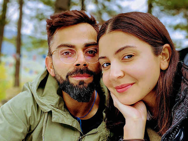 Virat Kohli turns philosopher in lap of nature, shares pictures with Anushka Sharma from vacation