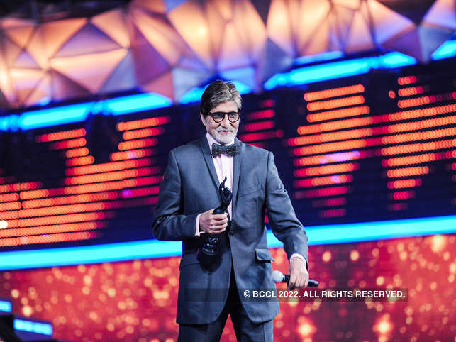 Amitabh Bachchan completes 50 years in Bollywood.