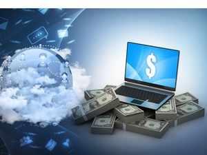 online-money-concept-picture-id864903318