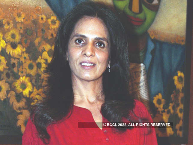 Designer Anita Dongre carpools to work; gave up her 'big office' as it made her feel isolated