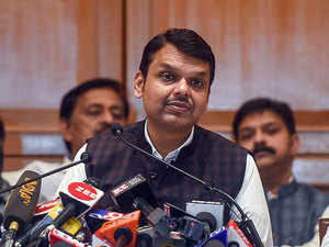 Maharashtra Govt formation: Fadnavis quits, blames Shiv Sena for deadlock in talks