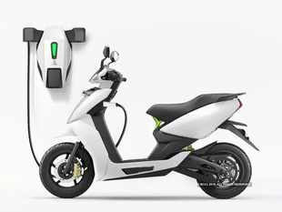 Electric two wheeler