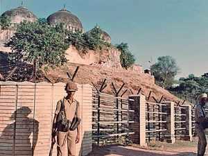 Ayodhya title dispute