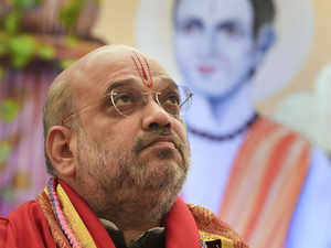 Image result for ayodhya amit shah