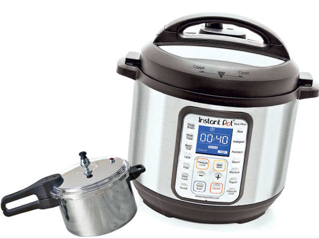 Goodbye, pressure cookers: It is now time for electric Instant Pot to dominate Indian kitchens