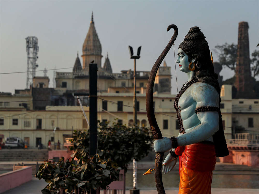 Ayodhya: Old accounts by foreigners shed light on the shared history of temple site