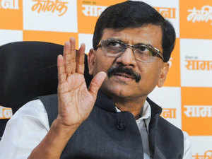 Sanjay Raut goes on the offensive again, takes on BJP with scathing Saamana piece