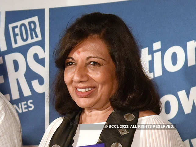 A billion-dollar dream: Kiran Mazumdar-Shaw feels agriculture sector will be big in India, abroad