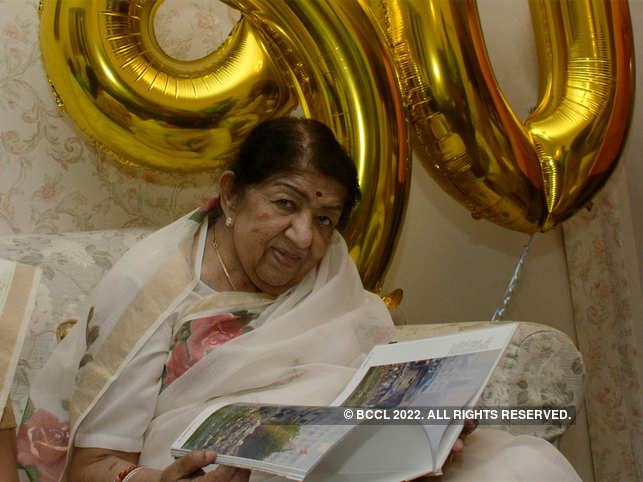 Lata Mangeshkar rushed to hospital; niece says singer is 'stable and recovering'