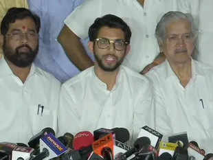 Maha govt formation: Guv refused to give us more time, talks with Cong-NCP on, says Aaditya Thackeray