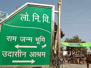 Ayodhya---ANI