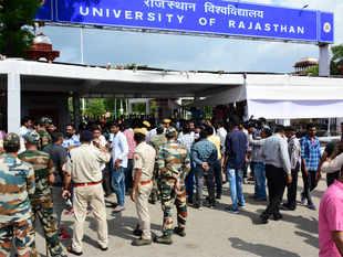 rajasthan university bccl
