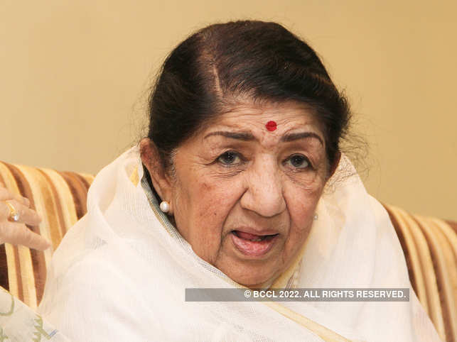 ​Lata Mangeshkar was rushed to hospital after she complained of breathlessness. ​