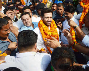 Image result for LJP decides to contest single-handedly in Jharkhand Election