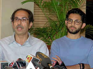 Sena, NCP and Congress will work out formula for govt formation in Maharashtra: Uddhav Thackeray