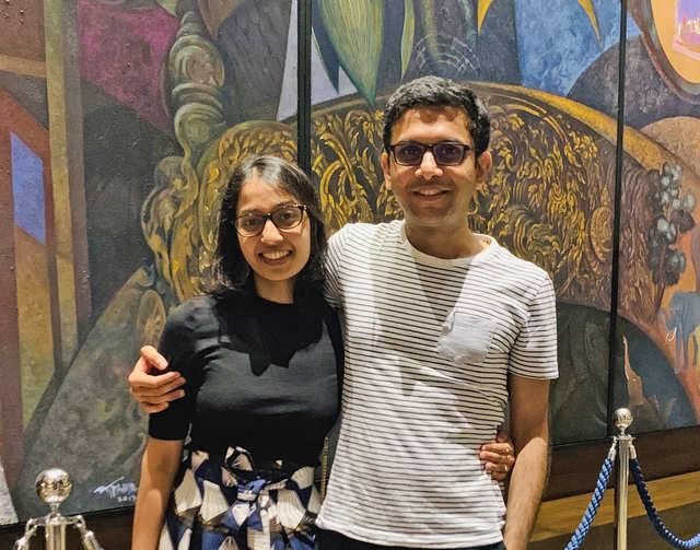 December wedding for Rohan Murty & Aparna Krishnan