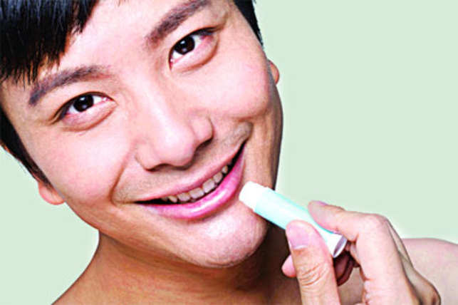 Men skin care products strike it big in China
