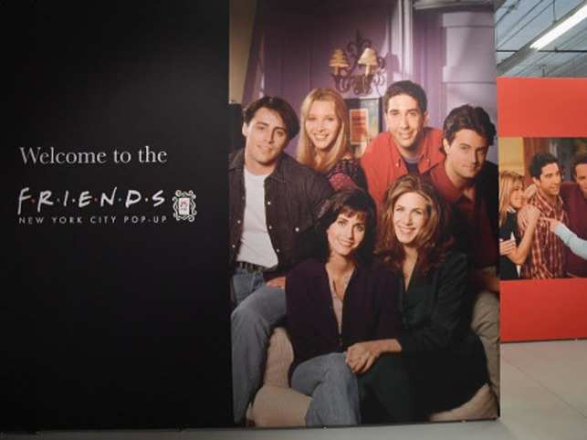 'Friends' cast might be getting back together, even if it is only for a special.
