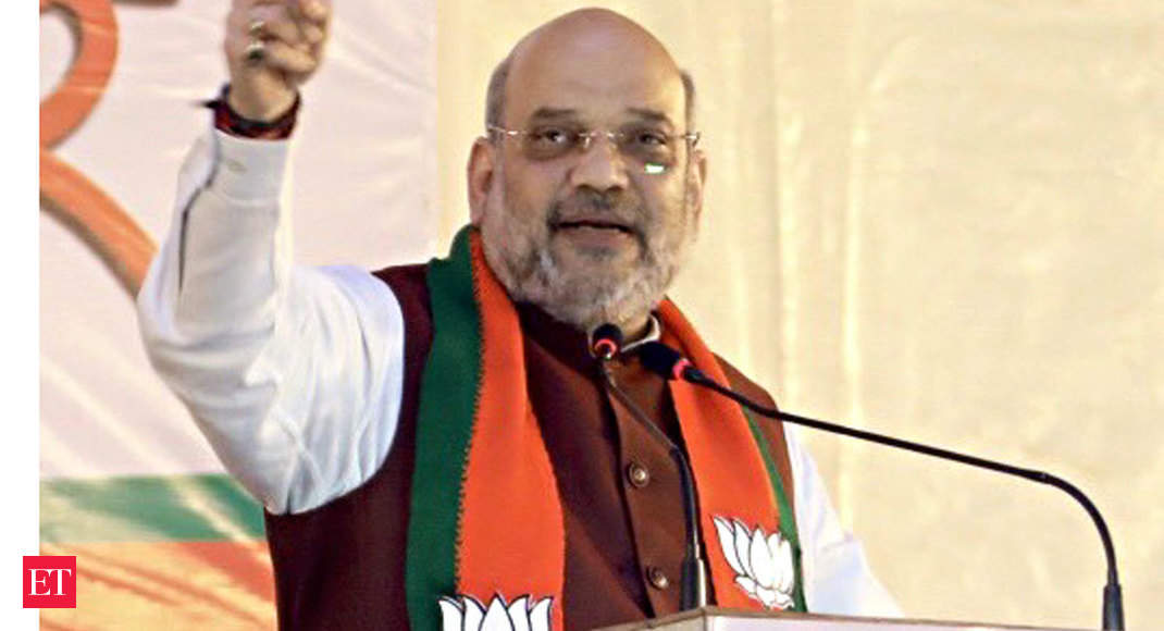 No Pre-poll deal with Sena over rotation of chief ministership: Amit Shah