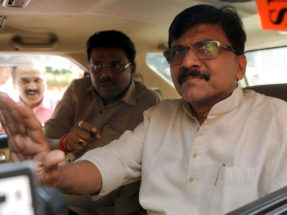 As Shiv Sena talks to Cong-NCP, Sanjay Raut says will not get defeated