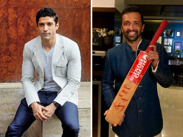 Farhan Akhtar (L) and Atul Kasbaker (R) called out the censor board for their move.