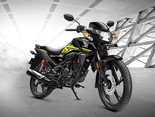 The new bike replaces the company's 125cc model CB Shine SP.
