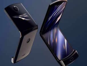All about Moto Razr, Motorola's first foldable phone