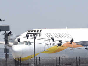 jet airways bccl