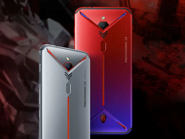Nubia Red Magic 3S is probably the thinnest in the market.