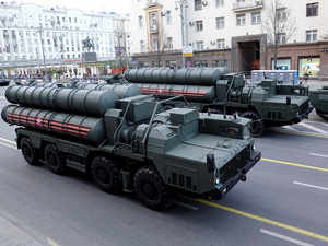 S-400 missile air defence system