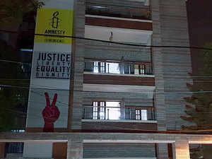 CBI raids Amnesty India's offices in Bengaluru over alleged FCRA violations