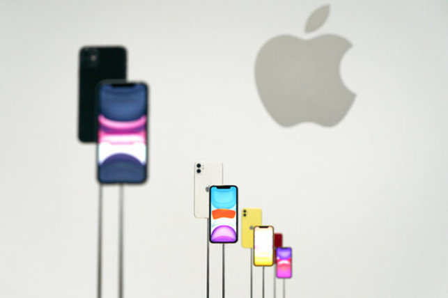 People who already have the now-banned apps on their Apple gadgets will be able to continue using them.