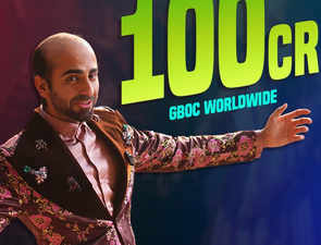 'Bala' on a roll: Ayushmann Khurrana-starrer mints Rs 100 cr worlwide, actor thanks fans in Hindi