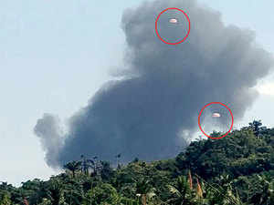 Goa: MiG-29K fighter aircraft crashes during training mission, both pilots safe