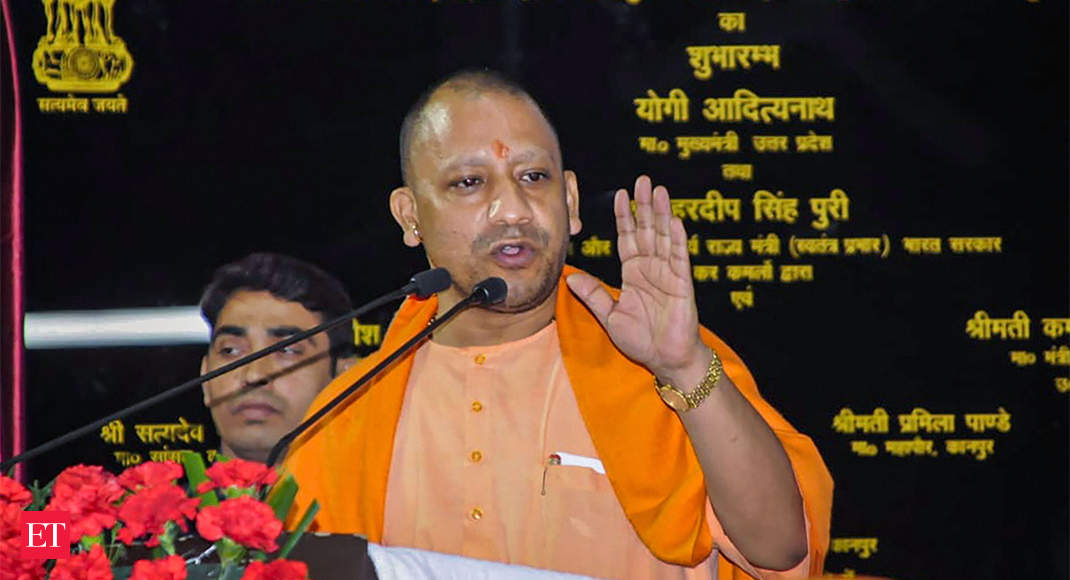 Congress played with India's security on Rafale controversy: Adityanath