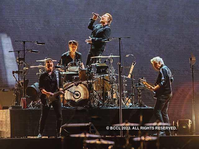 U2 tour 2020