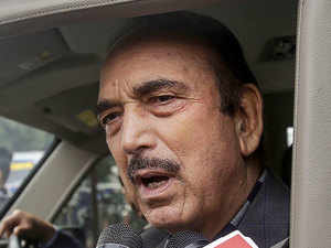 Abdullah, Chidambaram should be allowed to attend winter session of Parliament: GN Azad