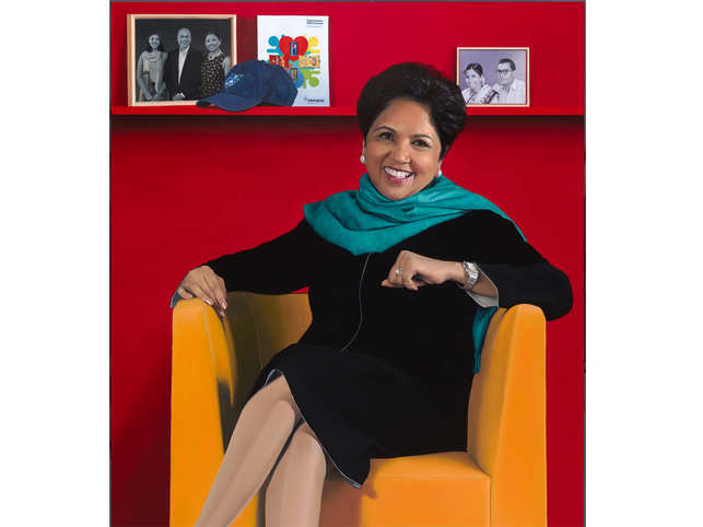 Indra Nooyi said when she received a letter in this regard last year, she thought this was a joke and asked her PR department to take care of this job.